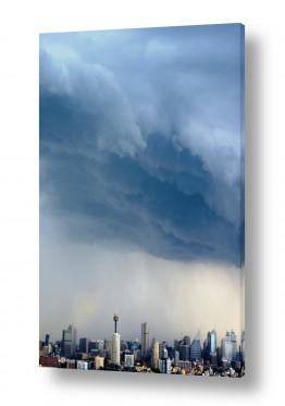 צילומים מזג-אוויר | משקל כבד