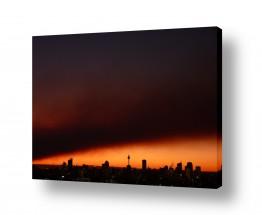 עולם אוסטרליה | אדום