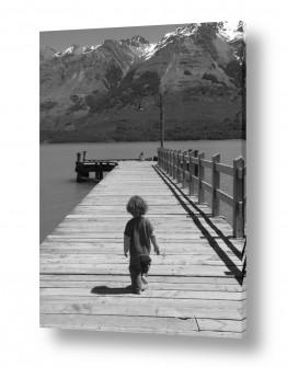 תמונות לפי נושאים ניו זילנד | תמימות