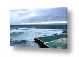 צילומים נוף | טיפה בים