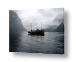 תמונות לפי נושאים ניו זילנד | איים אבודים