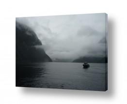 תמונות לפי נושאים ניו זילנד | ערפל