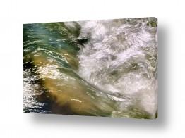 מיים נחל | זרימה בירדן