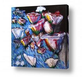 תמונות לפי נושאים פרחוני | אבסקרקט פרחים