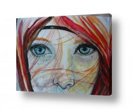ציורים ציורים אנרגטיים | מבט לעכשו
