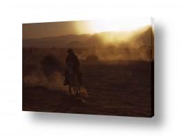 תמונות לפי נושאים רוכבים | רוכבים אל הלילה