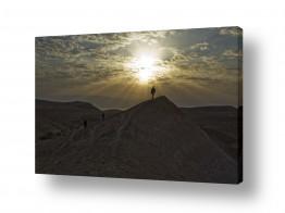 צילומים אייל ברטוב | אדם ומדבר