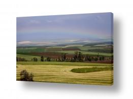 תמונות לפי נושאים קשת | שדות שבעמק