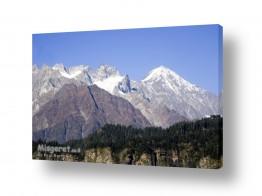 הרים אוורסט | אויר פסגות