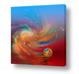 צבעים צבעוניות | creation 6