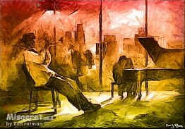 ג'אז באוירה רומנטית