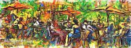 בית הקפה בחוף פרישמן
