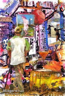 השוק באיסטנבול