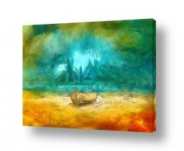 מיים ים | הסירה