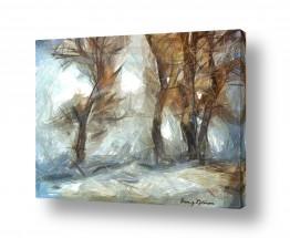 צמחים יער | רוח ביער