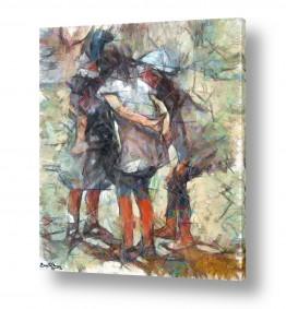 תמונות נבחרות ציורים ואמנות דיגיטלית | ממתיקות סוד