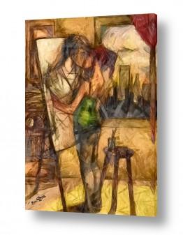 אנשים גברים | אהבה טוטלית