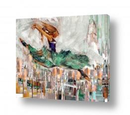 תמונות נבחרות ציורים ואמנות דיגיטלית | מעל כולם