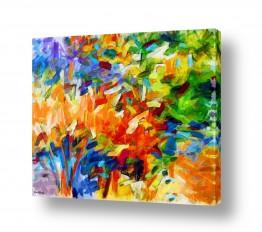 תמונות נבחרות ציורים ואמנות דיגיטלית | חגיגה צבעונית