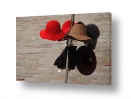 צילומים צילום תקריב | הכובע האדום