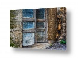 תמונות לפי נושאים פתח | דלת עץ