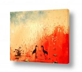 אמנים מפורסמים ציורים שנמכרו | ריקוד האהבה