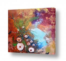 תכלת תכלת | פרחי המים באוסטרליה