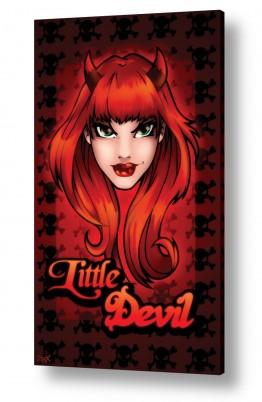 תמונות לפי נושאים קומיקס | שטן קטן שלי