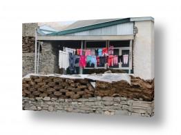 צילומים כפרי | כביסה על . . . .