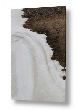 צילומים דן ששתיאל | מפל קרח
