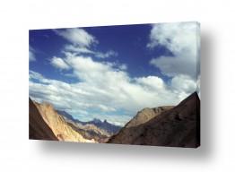 צילומים מזג-אוויר | עננים במידבר