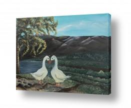 תמונות לפי נושאים חיות | אווזים