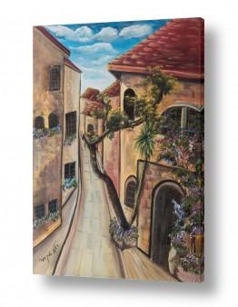 אורבני סמטאות | סימטה בירושלים