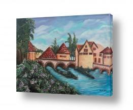 בתים גגות | גשר