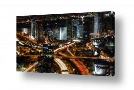 ערים בישראל תל אביב | שבילי אורות
