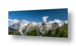 תמונות נופים נוף נוף פנורמי | ממלכת ההרים