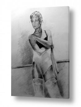 ציורים דוד סלע | סטודיו