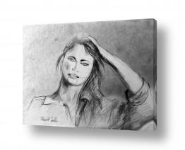ציורים דוד סלע | she