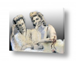 ציורים דוד סלע | whisper