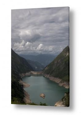 צילומים מזג-אוויר | סכר אלפיני