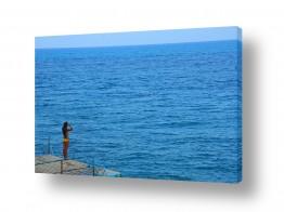 תמונות לפי נושאים נוף ים | שער הים