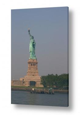 ארצות הברית ניו יורק | פסל החרות