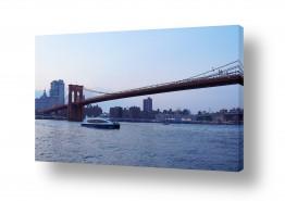 כלי שייט אוניה | גשר ברוקלין