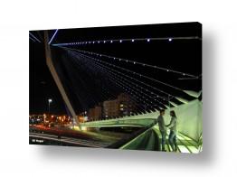 אורבני גשר | גשר מיתרים