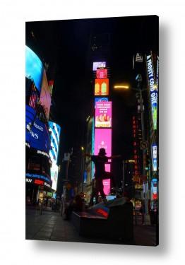 אנשים גברים | טיימס סקוור ניו יורק