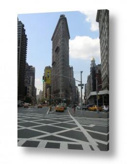 ארצות הברית ניו יורק | בניין משולש