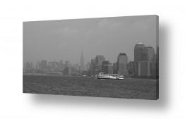 כלי שייט אוניה | מנהטן על המים