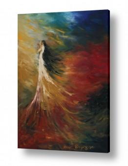 ציורים ציורים אנרגטיים | התנערי