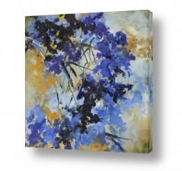 פרחים פרחים לפי צבעים | פריחה בכחול