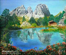 נוף באוסטריה